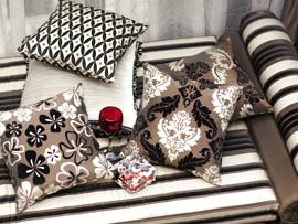 Модные аксессуары из ткани